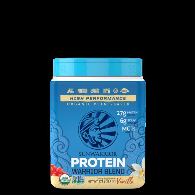 Warrior Blend Proteïne Vanille - 375g - BIO