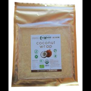 Coco Wonder Kokoswraps Original - (7st) 90g - BIO