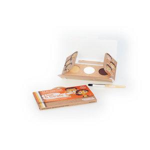 Namaki Cosmetics Schminkset Leeuw en Giraf - BIO