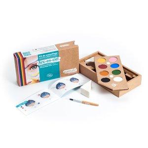 Namaki Cosmetics Schminkset Regenboog - BIO