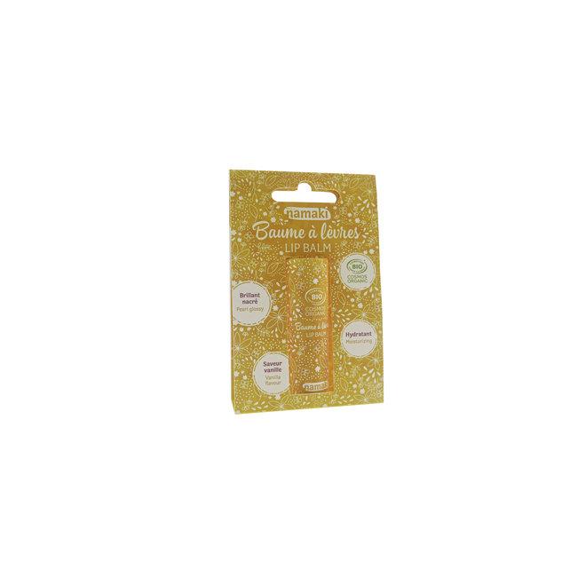 Lippenbalsem - Gloss - Vanille - BIO