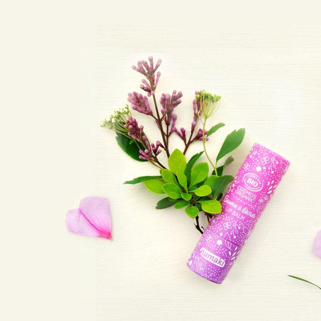 Lippenbalsem - Roze tint - Raspberry - BIO