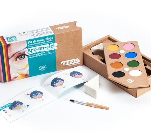 Natuurlijke Kinderschmink Online Bestellen | Puur Mieke