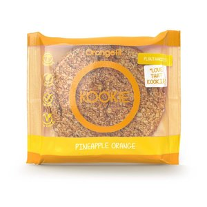 Orangefit Kookie - Pineapple Orange - 50g