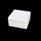 Lunchbox vierkant - BPA-vrij - 0,6L