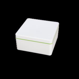 Ajaa! Lunchbox vierkant - BPA-vrij - 0,6L