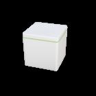 Lunchbox vierkant - BPA-vrij - 1,4L