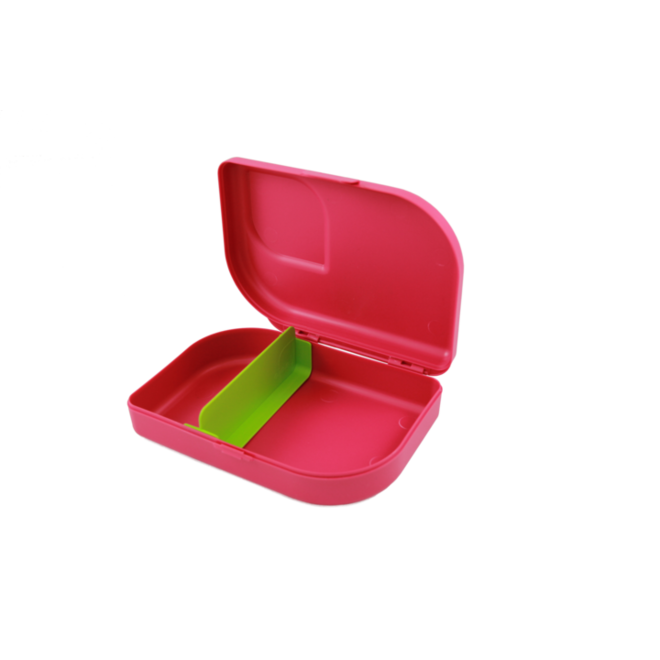 Divider voor de Ajaa! Broodtrommel - BPA-vrij - Groen