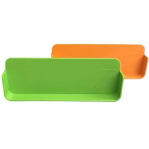 Ajaa! Divider voor de Ajaa! Broodtrommel - BPA-vrij - Groen
