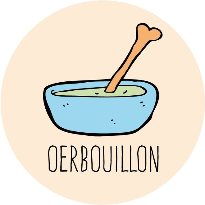 Oerbouillon - 140ml - BIO