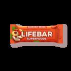 Lifebar Plus Brazil-Guarana - RAW - 47g  BIO