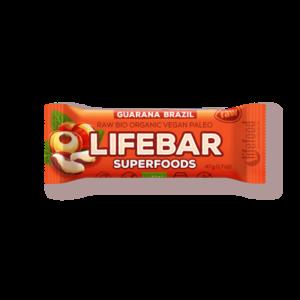 Lifebar Lifebar Plus Brazil-Guarana RAW - 47g - BIO