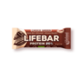 Proteïnereep Chocolate Green RAW - 47g - BIO