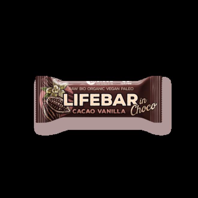 InChoco Cacao Nibs Vanille RAW - 40g - BIO