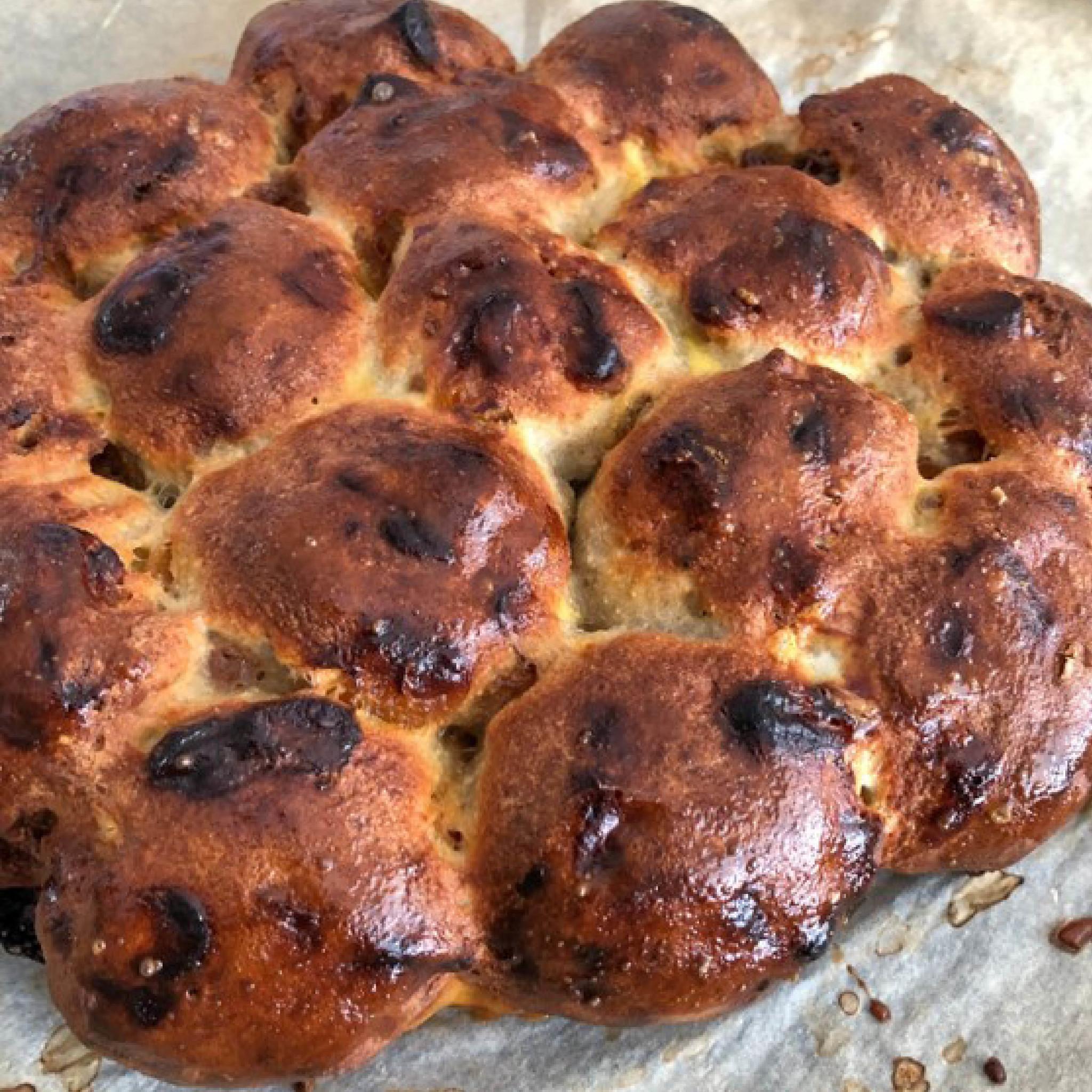 Breekbrood met Amandelspijs Paleo Glutenvrij