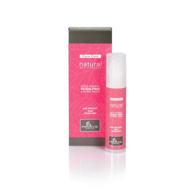 Face Care - Fluid Mixed Skin Rosalpina - 50ml
