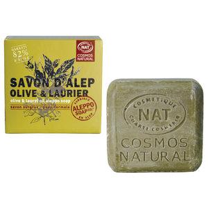Aleppo Soap Co. Aleppo zeep - Olijf en Laurier - 190gr