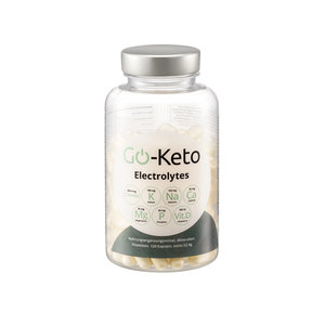 Go-Keto Electrolytes - 180 caps