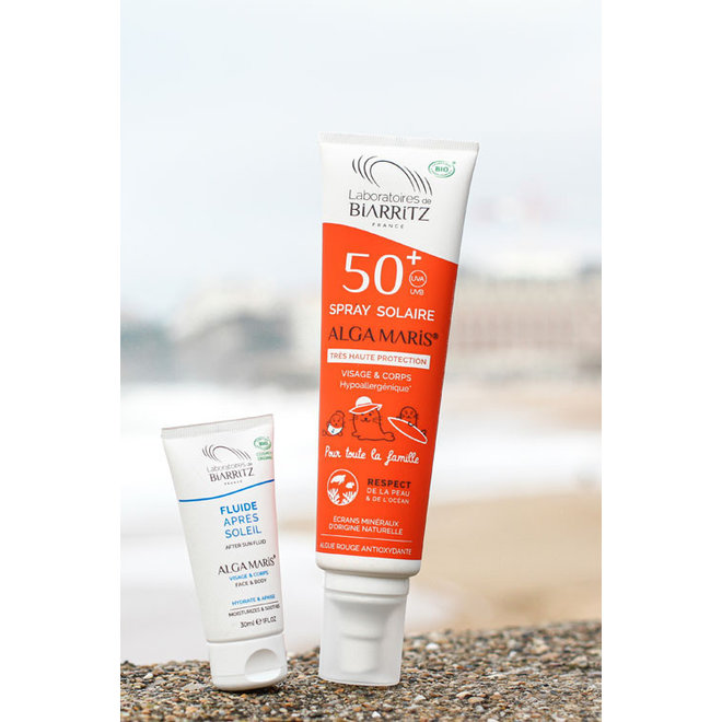 Promo Pack - 150ml SPF50+ Spray - incl. 30ml After Sun