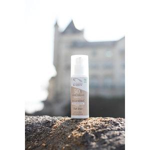 Alga Maris® Getinte Zonnebrandcrème Gezicht - SPF30 - 50ml