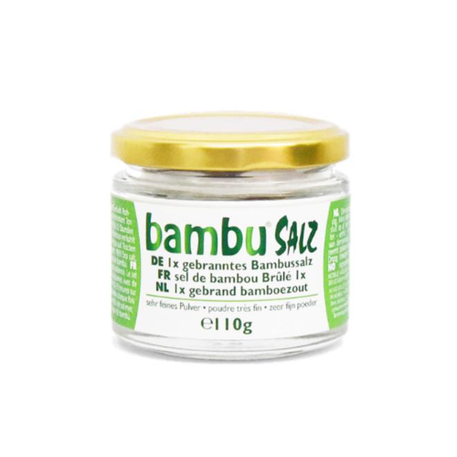 Bamboezout - 1x gebrand - Zeer fijn - 110gr