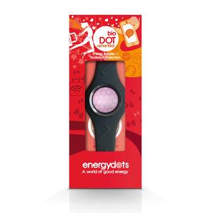 Energydots BioBAND incl. smartDOT - Grijs