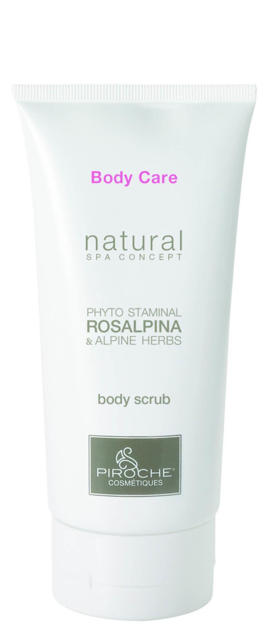 Body scrub Rosalpina piroche