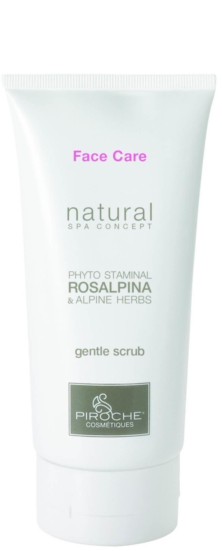 Gentle scrub Rosalpina