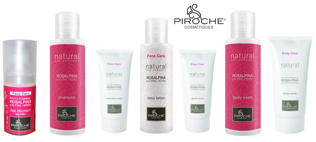Piroche Cosmétiques - 100% natuurlijke verzorging