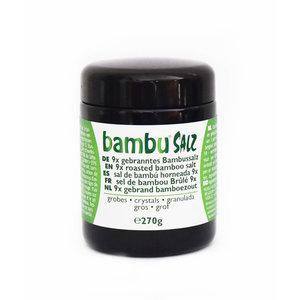 Bambu Salz Bamboezout - 9x gebrand - Grof