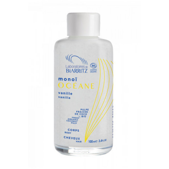 Monoï oil moisturizer - 100ml