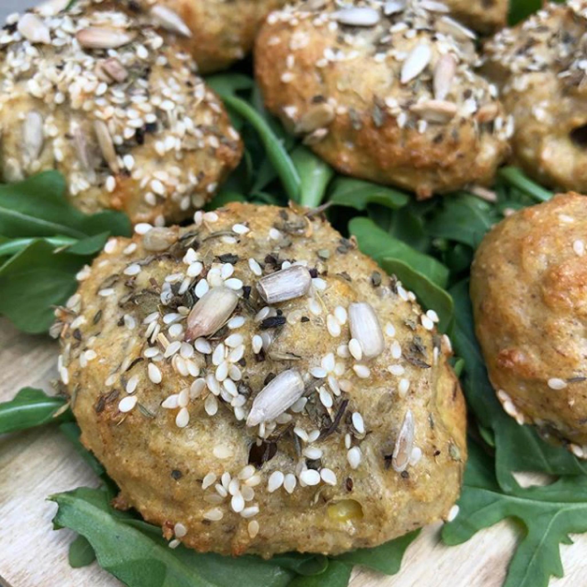 Glutenvrije Broodjes bakken