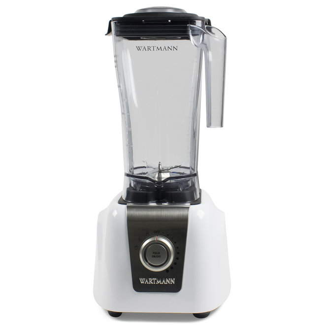 High-Speed Blender WM-1807 HS - Wit - Nu met gratis Santoku mes twv €59,95