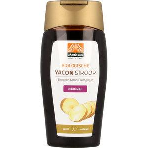 Mattisson Yacon Siroop - 250ml - BIO