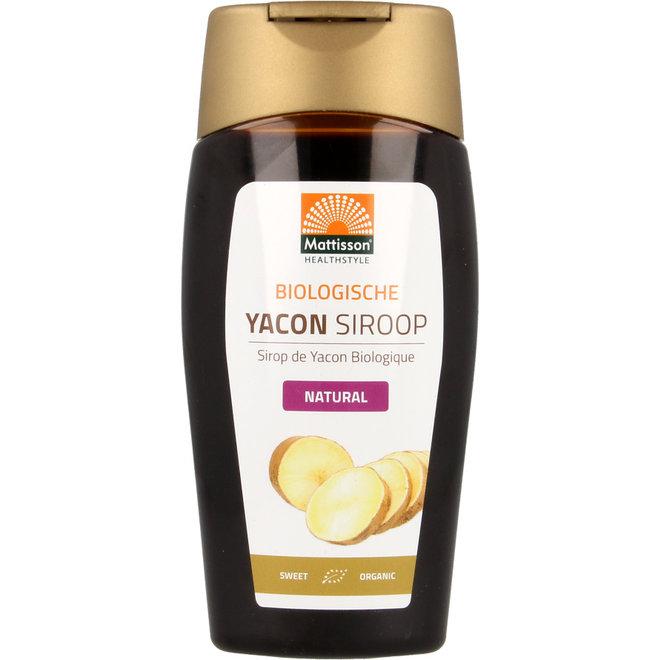 Yacon Siroop - 250ml - BIO