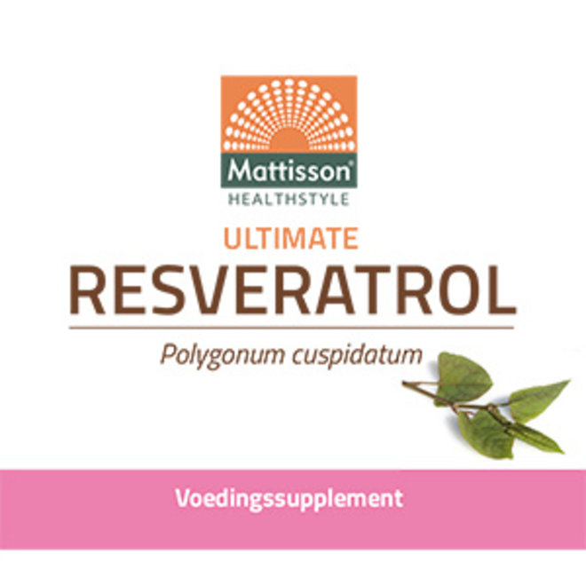 Ultimate Resveratrol 98% - 60 vegicaps