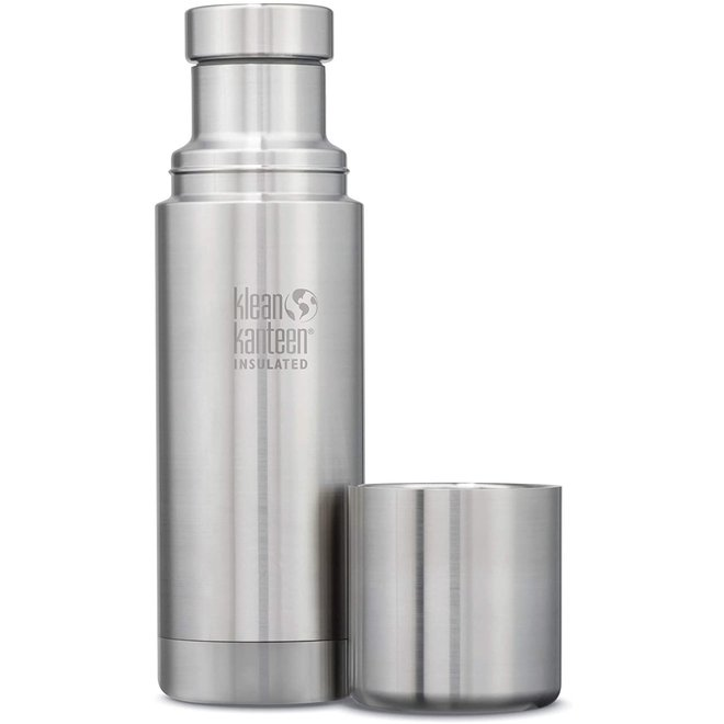 RVS thermosfles - Brushed Stainless Steel - 750ml