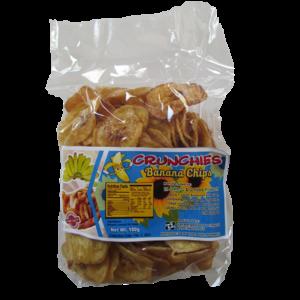LOOP Bananenchips met Honing - 100g