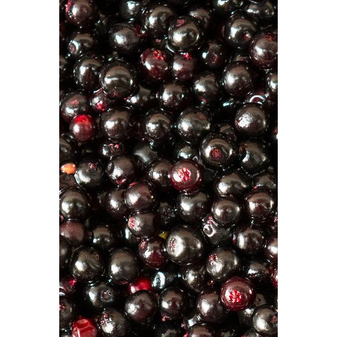 Fruitspread vlierbessen en vlierbloesem 250g - BIO