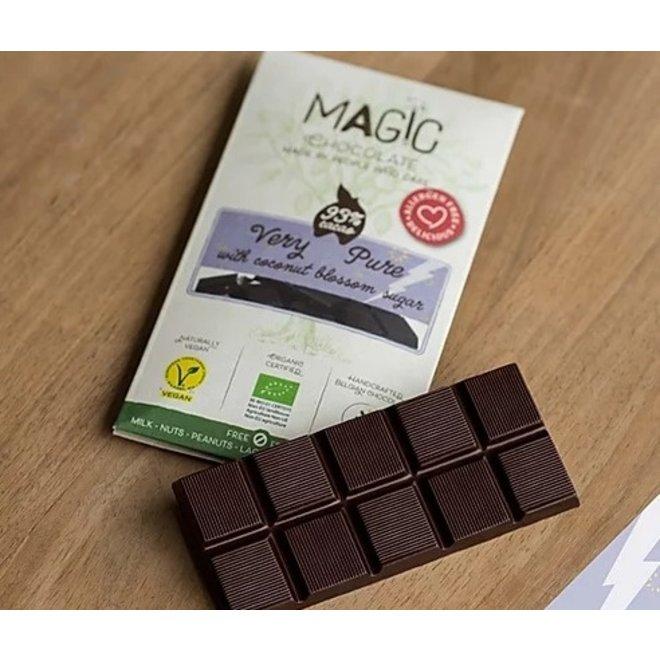 93% Pure Belgische Chocolade - 44g - BIO