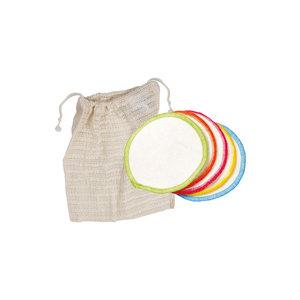 Anaé Katoenen waszak met 10 herbruikbare wattenschijfjes