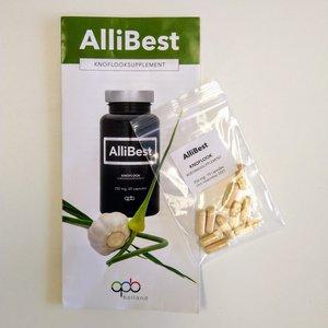 APB Holland Proefpakket Knoflookcapsules