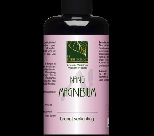Nano mineralen magnesium