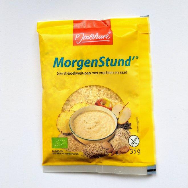 Gierst Boekweit Pap met vruchten en zaden - MorgenStund (monstersachet) - 35g - BIO