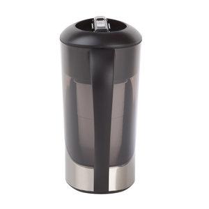 ZeroWater Waterfilterkan RVS met TDS meter - 2,6 lt