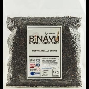 Alter Trade Zwarte Volkoren Rijst - 1kg