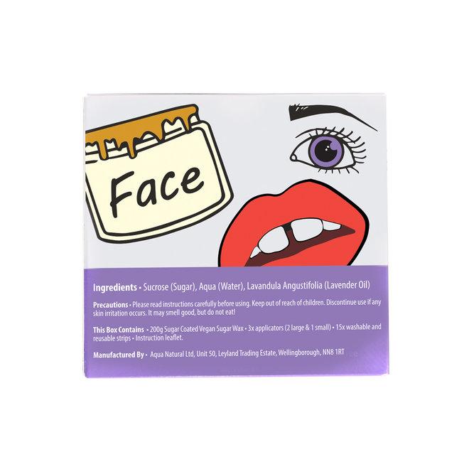 Facial Hair Removal Kit