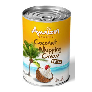 Amaizin Organic Kokosslagroom - 400ml - BIO