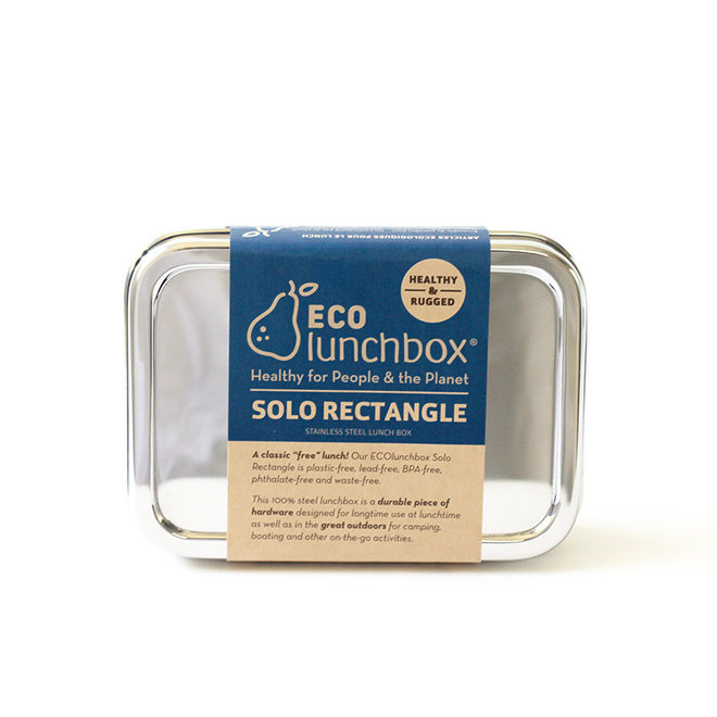 Solo Rectangle - 850ml