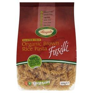Rizopia Bruine rijst Fusilli - 500gr - BIO